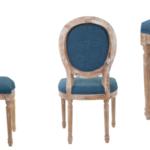 Стул French chairs Provence Indigo Chair   - фото 2