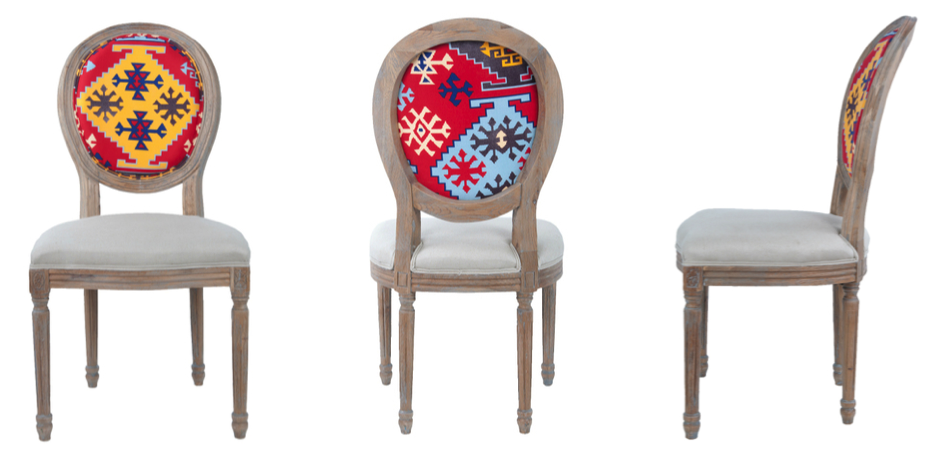 Стул French chairs Provence Mexican Chair   - фото 2