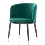 Стул Dining Chair Foucault Green  - фото 1
