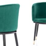 Стул Dining Chair Foucault Green  - фото 2