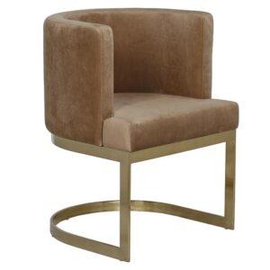 Стул Disalia Chair light brown