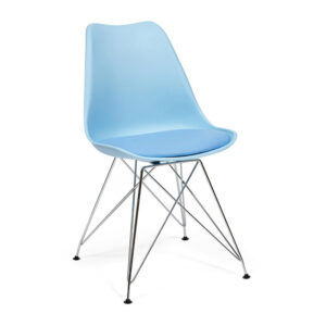 Стул Eames DSR blue
