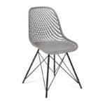 Стул Eames DSR mesh gray  - фото 1
