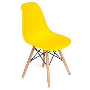Стул Eames DSW yellow