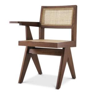 Стул Eichholtz Chair Niclas With Desk brown