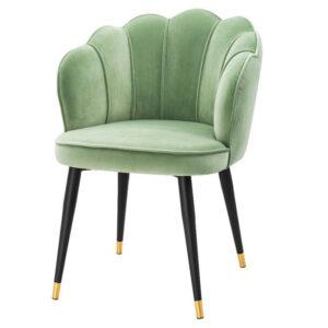 Стул Eichholtz Dining Chair Bristol pistache green