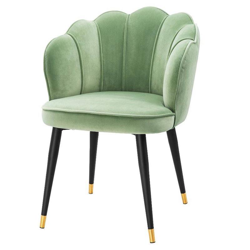 Стул Eichholtz Dining Chair Bristol pistache green  - фото 1