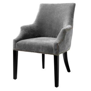 Стул Eichholtz Dining Chair Legacy grey