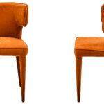Стул Erskine Stool Orange  - фото 2