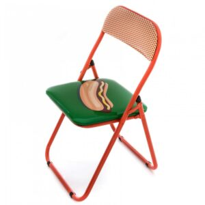 Стул Seletti Folding Chair Hot Dog