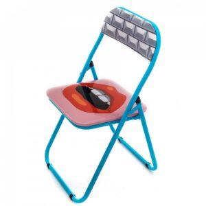 Стул Seletti Folding Chair Mouth