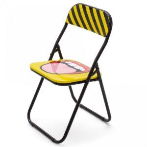 Стул Seletti Folding Chair Tongue