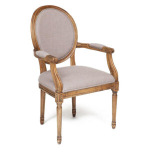 Стул French armchair Provence gray