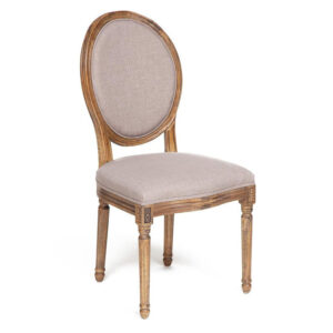 Стул French chair Provence gray