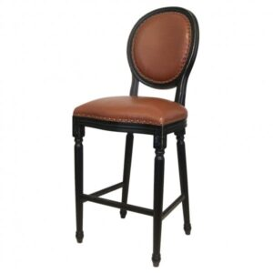 Стул French chairs Provence Bar Black Chair