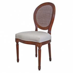 Стул French chairs Provence Beige rattan Chair