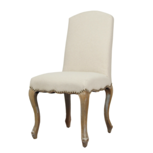 Стул French chairs Provence Full Beige Chair