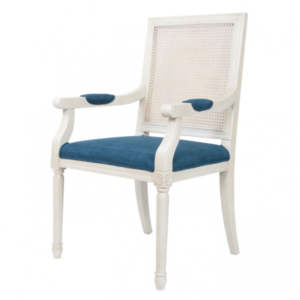 Стул French chairs Provence Garden White ArmChair
