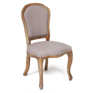 Стул French vintage gray chair Provence