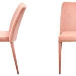 Стул Gordon Stool pink  - фото 2