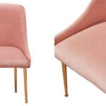 Стул Gormal Stool pink  - фото 2
