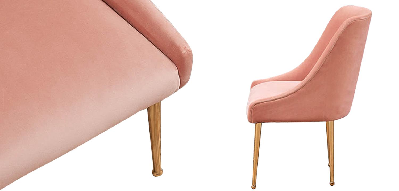 Стул Gormal Stool pink  - фото 3