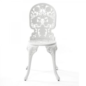 Стул Seletti Industry Collection ALUMINIUM CHAIR – WHITE