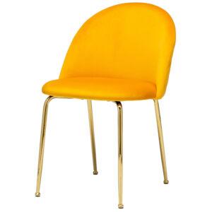 Стул Vendramin Dining Chair yellow