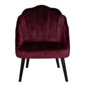 Кресло FolioFlower Armchair burgundy