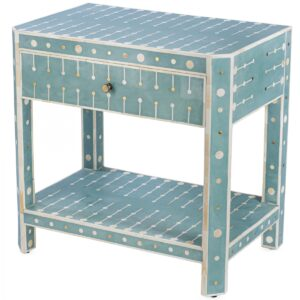 Тумба Sprout Bone Inlay Bedside 1 DRAWER