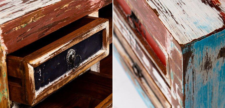 TV-тумба Antique Wood TV  - фото 3
