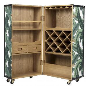Винный шкаф Eichholtz Wine Cabinet Martini Bianco Tropical