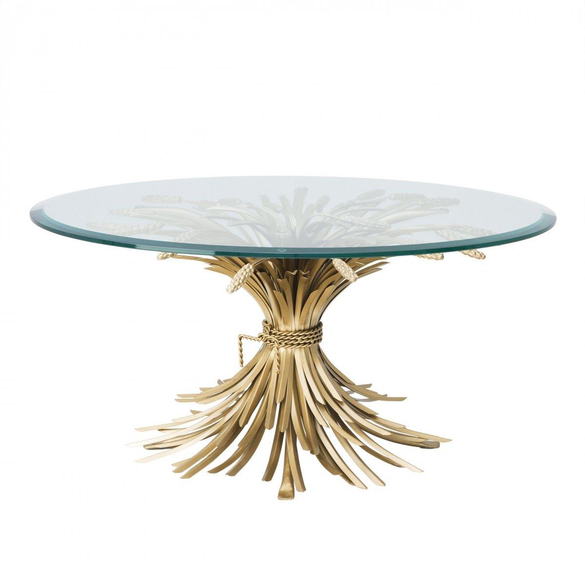 Журнальный стол Eichholtz Coffee Table Bonheur  - фото 1