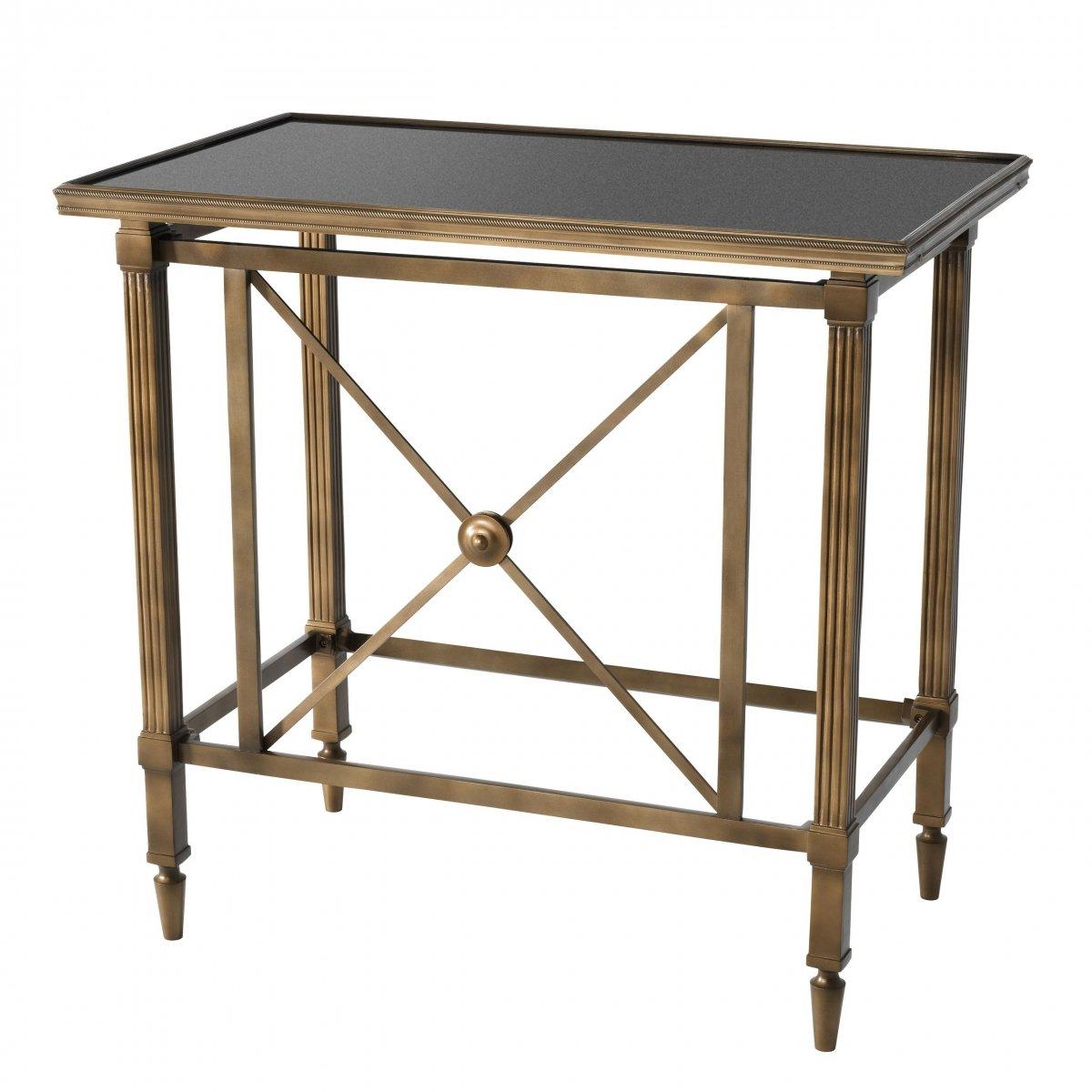 Журнальный стол Eichholtz Side Table Balcony  - фото 1