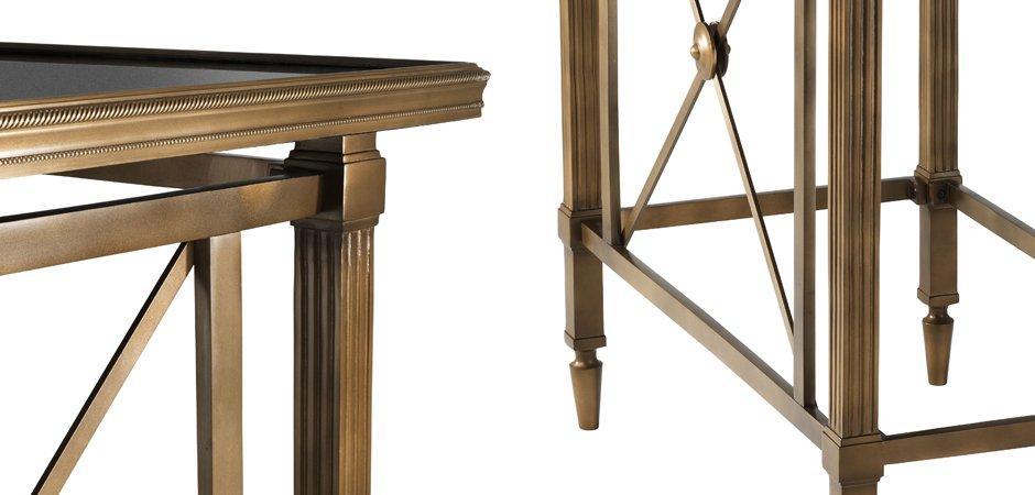 Журнальный стол Eichholtz Side Table Balcony  - фото 3