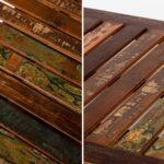 Журнальный стол Multicolored Antique Wood  - фото 2