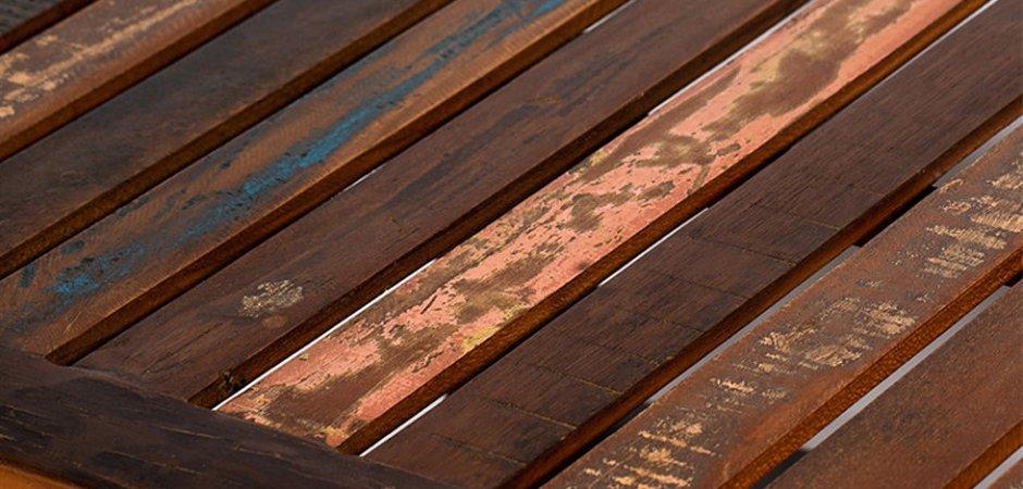 Журнальный стол Multicolored Antique Wood  - фото 3