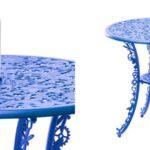 Обеденный стол Seletti Industry Collection ALUMINIUM TABLE – SKY BLUE  - фото 3