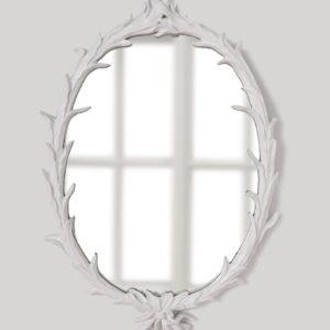 Настенное зеркало в овальной раме «Буа»