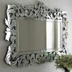 Зеркало в венецианском стиле «Фэйбл»
