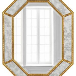 Зеркало в восьмиугольной раме «Ньюпорт»