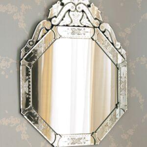 Зеркало в венецианском стиле «Кастелло»