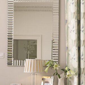 Зеркало в прямоугольной раме «Амбер»
