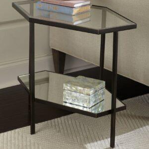 Черный журнальный стол «Остин»