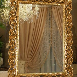 Настенное зеркало в раме «Бергамо»