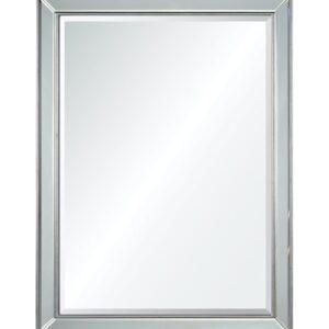 Зеркало в серебряной раме «Блез»