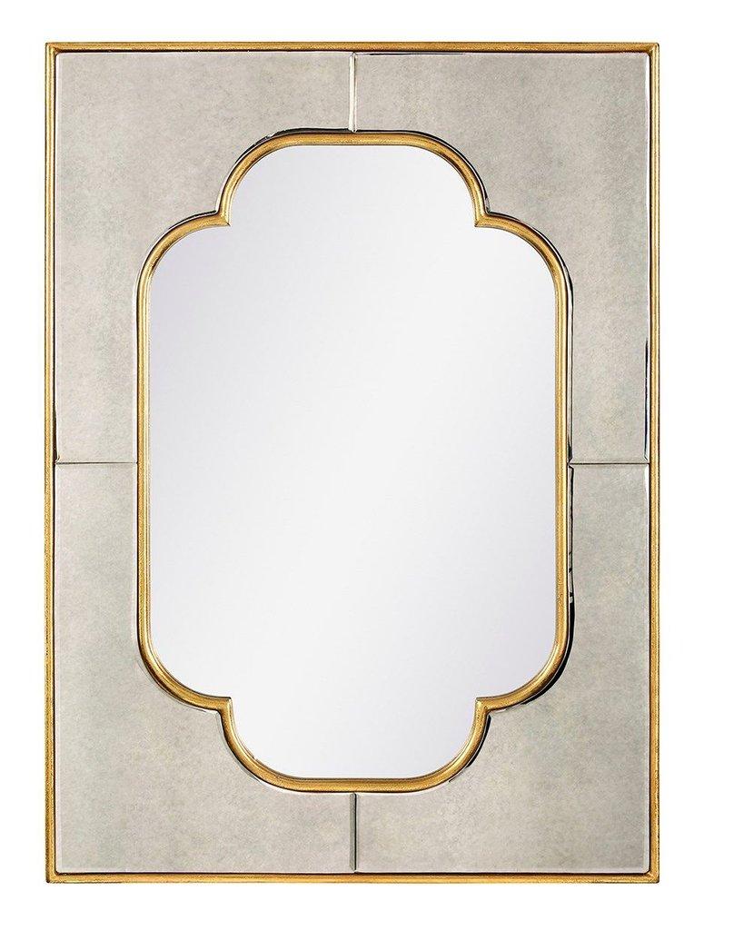 Зеркало в прямоугольной раме