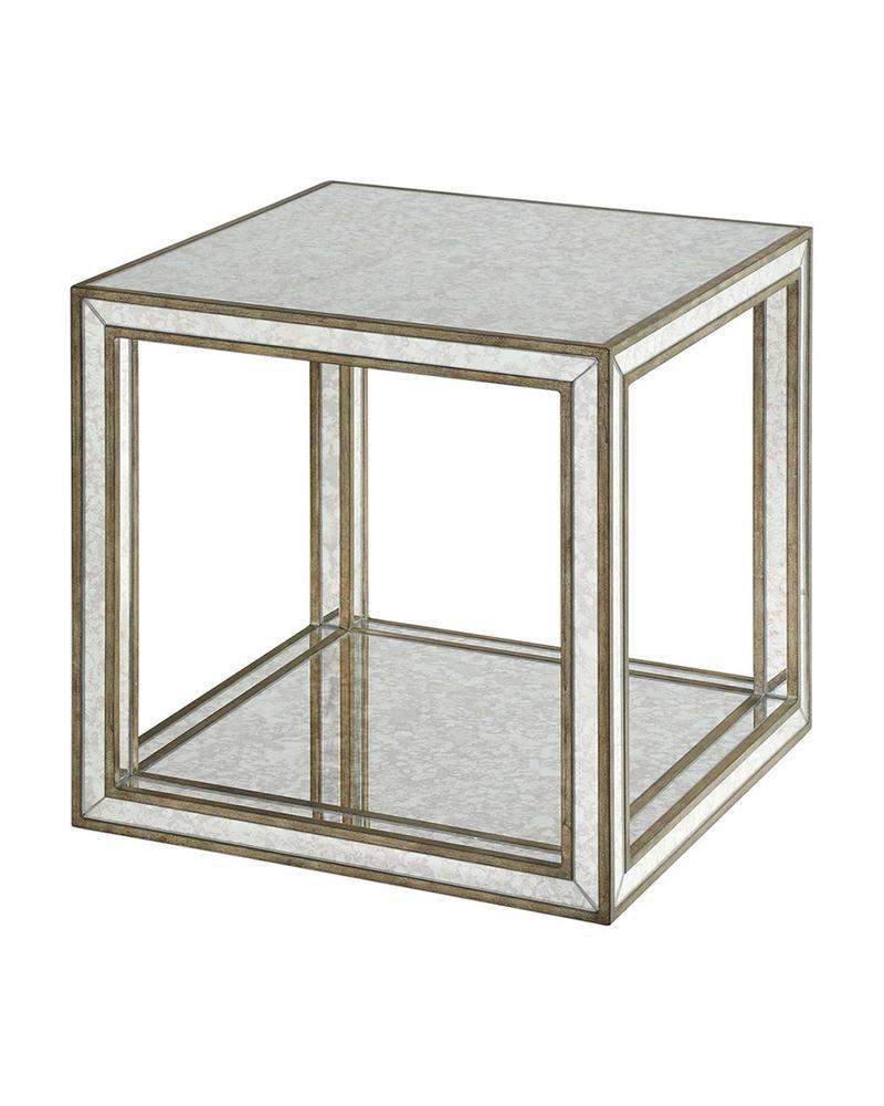 Журнальный стол в виде куба