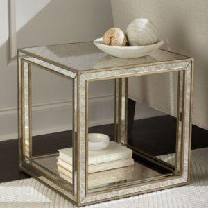 Журнальный стол в виде куба «Фиона»