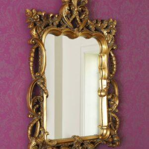 Зеркало в стиле барокко «Беатриче»